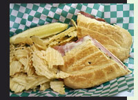 Large Selection Of Great Sandwiches!